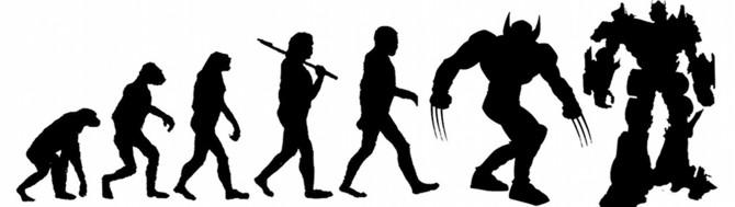 Afbeeldingsresultaat voor evolutie mens toekomst